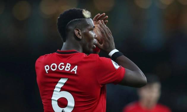Man Utd tin Pogba ở lại, phản ứng fan - Bóng Đá
