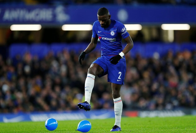 'Two weeks ago, ghost games were still unthinkable': Chelsea defender calls upon fans to accept finishing season behind closed doors - Bóng Đá