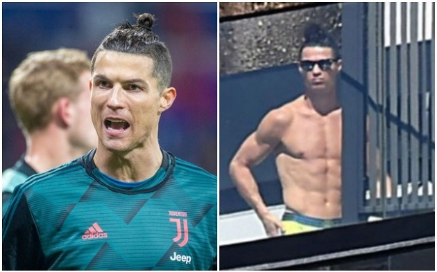 Cristiano Ronaldo slammed for his actions during coronavirus lockdown by ex-Juventus chief - Bóng Đá