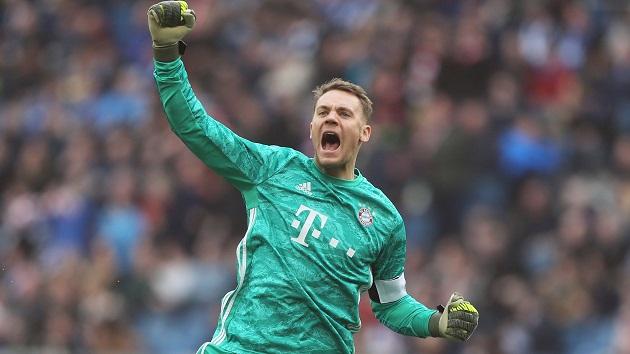 Lý do Neuer sẽ k đến Chelsea - Bóng Đá