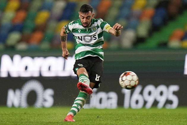 Bruno Fernandes giúp MU pressing tốt hơn nhờ quãng thời gian thi đấu ở BĐN - Bóng Đá