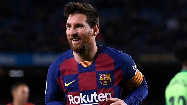How much money Lionel Messi would lose if Barca enforce 70% pay-cut - Bóng Đá