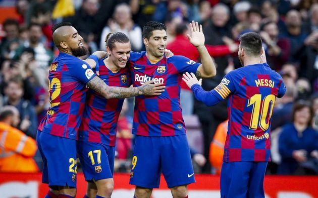 Lương dàn sao Barca sau khi bị cắt 70% - Bóng Đá