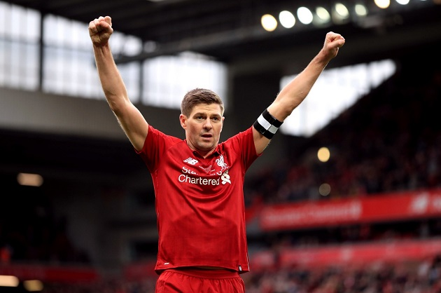 Steven Gerrard donates £5,000 to food banks in Liverpool fighting coronavirus pandemic - Bóng Đá