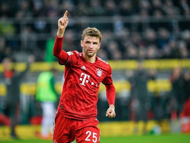 Bayern Munich và 2 con quái thú trên hàng công: Lewan và Muller - Bóng Đá