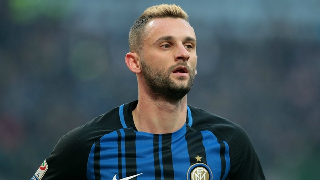 Barcelona 'interested' in signing Inter Milan midfielder Marcelo Brozovic - Bóng Đá