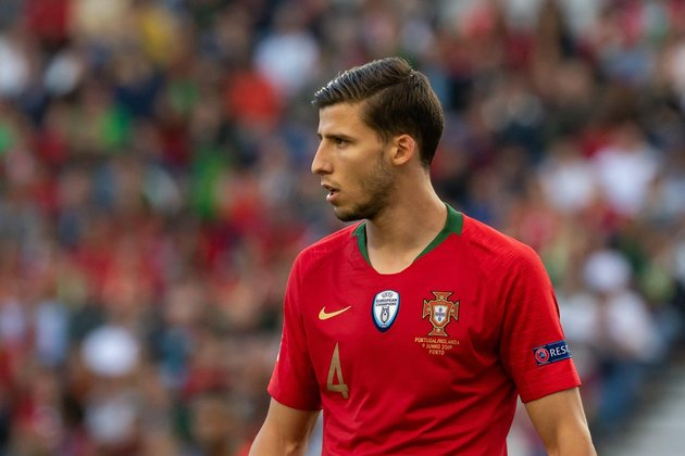 Barca to lock horns with Man City in race for talented Benfica defender Ruben Dias - Bóng Đá