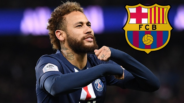 Unai Emery hopes to see Neymar back at Barcelona - Bóng Đá