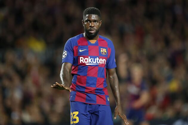 Samuel Umtiti believed to be Barca's most-wanted man: six clubs interested in centre-back - Bóng Đá