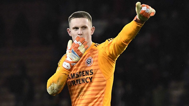 Dean Henderson wins BBC's Premier League Signing of the Season with 25 per cent of the vote - Bóng Đá