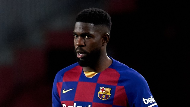 Barcelona reportedly plan Samuel Umtiti-Milan Skriniar swap deal with Inter - Bóng Đá