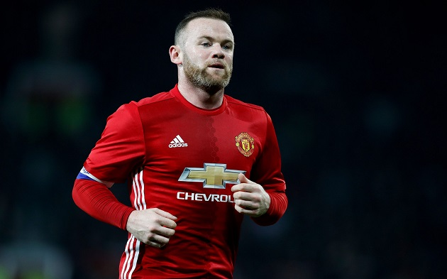 'Some strikers just want to score goals but Wayne was the opposite': Former United star Mikael Silvestre on Rooney - Bóng Đá