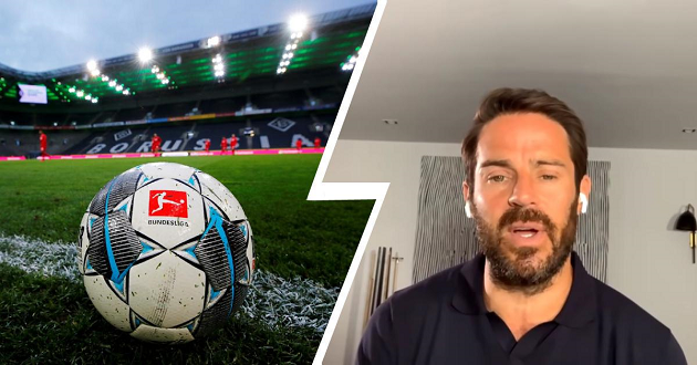 Jamie Redknapp believes Premier League players will be inspired to return to action by Bundesliga's success - Bóng Đá