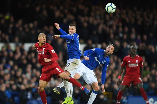 Merseyside Police have 'no objections' to playing games at Anfield and Goodison, including the derby - Bóng Đá