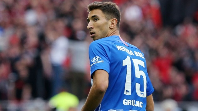 'No energy from fans but we have to adapt': Marko Grujic opens up on playing behind closed doors - Bóng Đá