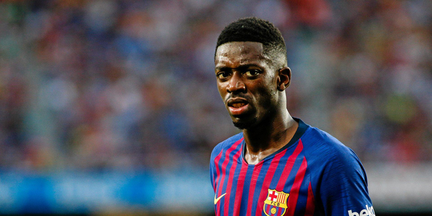 Barcelona set to 'put Dembele on the market' this summer - Bóng Đá