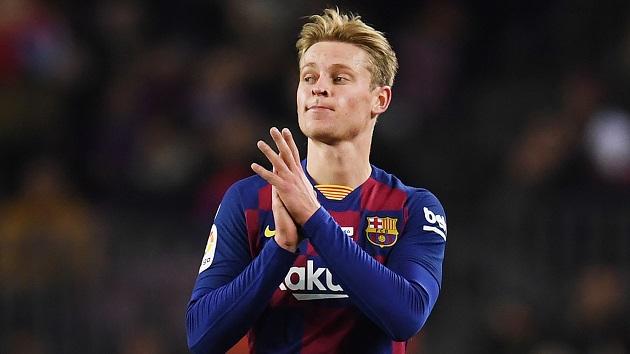 De Jong nói lời tâm can sau mùa đầu tiên chơi cho Barca