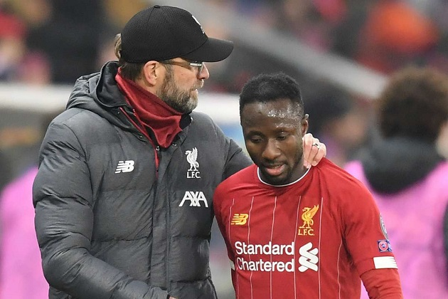 Naby Keita ready to leave Liverpool as Jurgen Klopp eyes Ruben Neves transfer - Bóng Đá