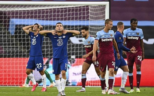 Vì 1 lý do, Frank Lampard nên tin dùng Kurt Zouma - Bóng Đá
