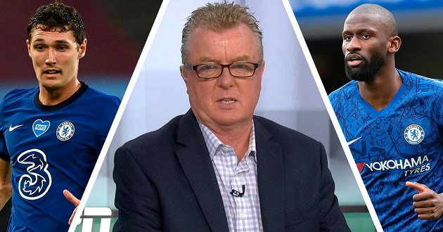 Steve Nicol: 'Rudiger and Christensen don't have football brain' - Bóng Đá