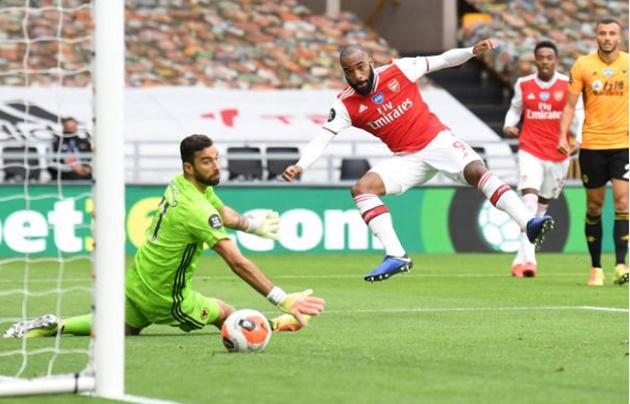 Ảnh Wolves - Arsenal - Bóng Đá