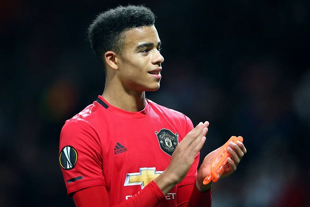 Greenwood and 2 more United stars among fastest players of 2019/20 Premier League season - Bóng Đá