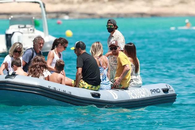 Nc247info tổng hợp: Bạn đã biết đâu là địa điểm du lịch ưa thích của Messi?