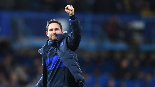 Frank Lampard makes 4-man shortlist for Premier League Manager of the Season award - Bóng Đá
