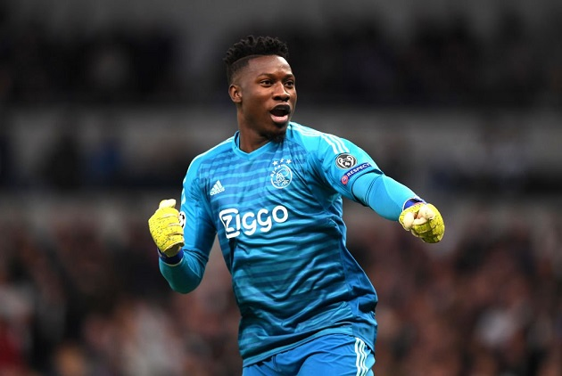 Ajax duo Onana and Tagliafico 'could follow' Ziyech's route to Chelsea - Bóng Đá