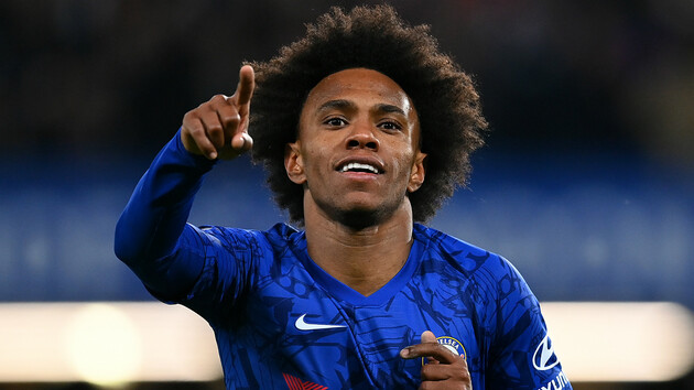 Ex-Tottenham midfielder Jamie O'Hara reflects on Arsenal's decision to hand a 3-year deal to Willian - Bóng Đá