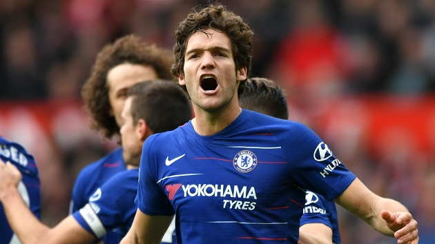 Inter and Atletico reportedly interested in Marcos Alonso - Bóng Đá