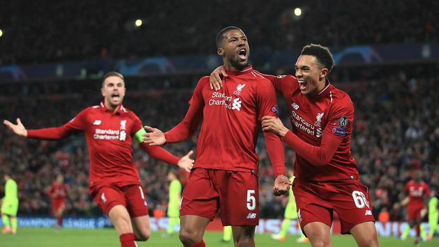 Liverpool vẫn chưa mở đàm phán, thái độ của phía Wijnaldum thế nào? - Bóng Đá