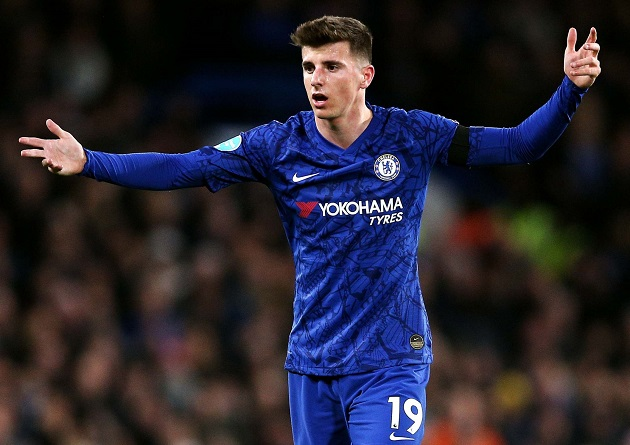 Chelsea duo called up for England duty ahead of Nations League games - Bóng Đá