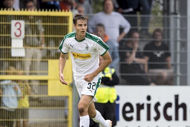 Florian Neuhaus reflects on his first Germany call-up - Bóng Đá