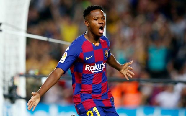 Ansu Fati và 7 kỷ lục đáng chú ý nhất ở tuổi 17 - Bóng Đá