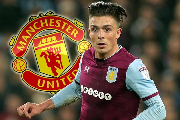 Jack Grealish, Moussa Dembele or someone else? Bookies name Man United's most likely signing - Bóng Đá