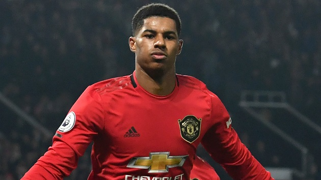 Manchester United's Marcus Rashford aims to stop Liverpool from winning silverware - Bóng Đá