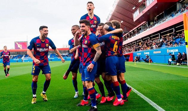 Happy birthday, Monchu! Barca B captain turns 21 — 3 reasons why he deserves a chance at the first team - Bóng Đá