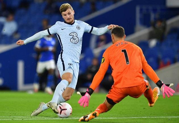 Kurt Zouma predicts big Premier league future for 'top scorer' Timo Werner - Bóng Đá