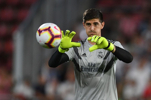 Courtois: 'Excited to start our fight for La Liga and defend our title' - Bóng Đá
