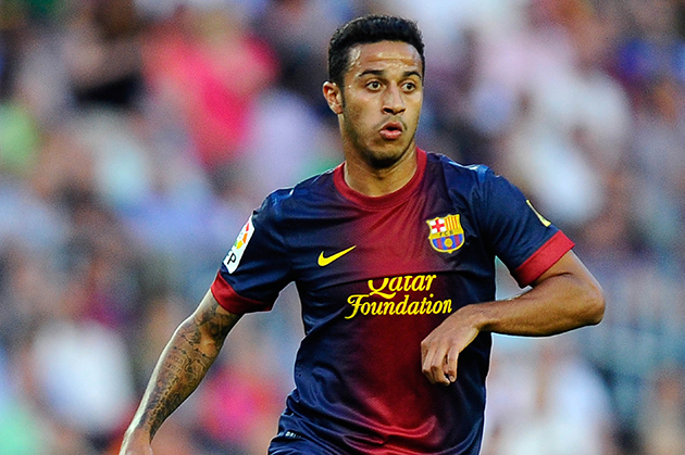Điểm lại hành trình sự nghiệp Thiago Alcantara trước khi đến Liverpool - Bóng Đá