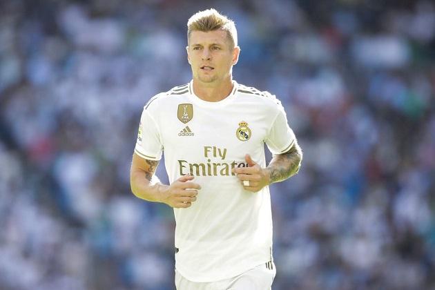 A true boss: Breaking down Toni Kroos' performance against Sociedad in 5 key stats - Bóng Đá