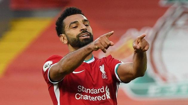 Salah and Mane top list of Liverpool's 7 most expensive players - Bóng Đá