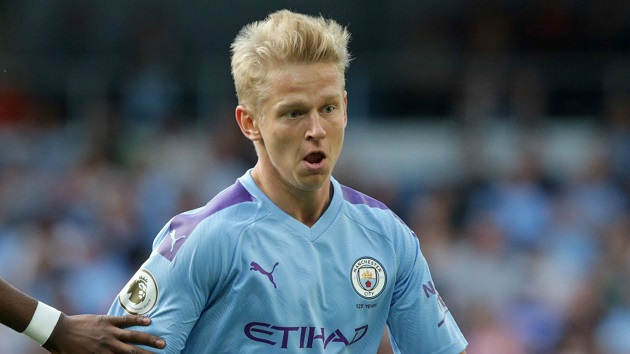 Zinchenko offered to Barca, Catalans to consider him only if Junior Firpo leaves  - Bóng Đá
