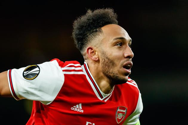 Winterburn: 'Aubameyang heading in right direction to achieve legendary status at Arsenal' - Bóng Đá