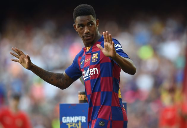 Junior Firpo wants Barca stay, trusts Koeman to give him playing time - Bóng Đá