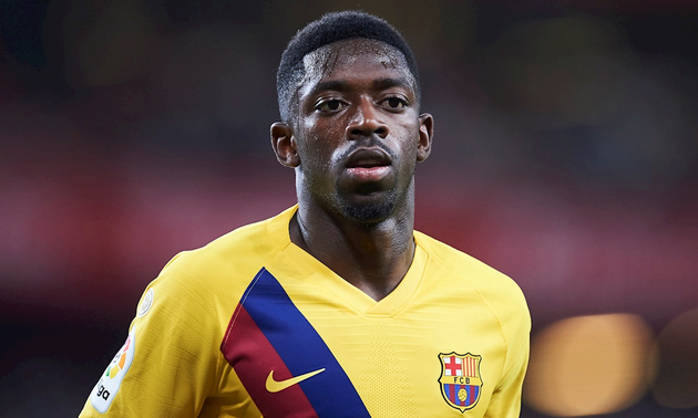 Ousmane Dembele doesn't want to extend Barca contract, plans to leave for free in 2022 - Bóng Đá