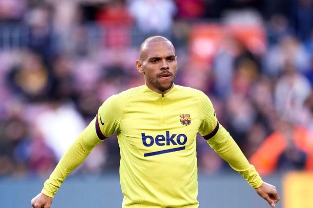 Koeman backs Braithwaite to stay but confirms search for new striker - Bóng Đá