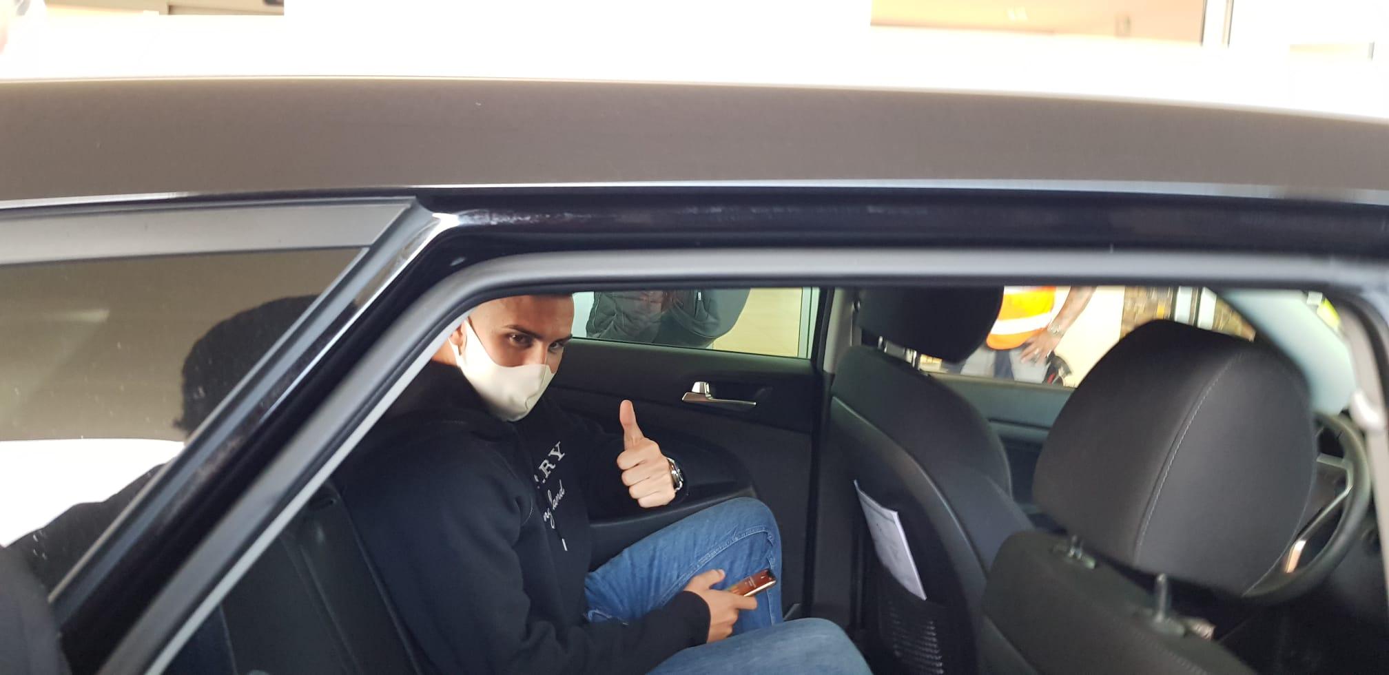 Borja Mayoral arrives for Roma - Bóng Đá