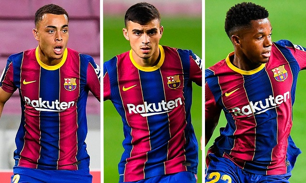 3 veterans out, plenty of young gems in: Barca squad now youngest in La Liga - Bóng Đá